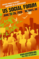 US Social Forum Poster